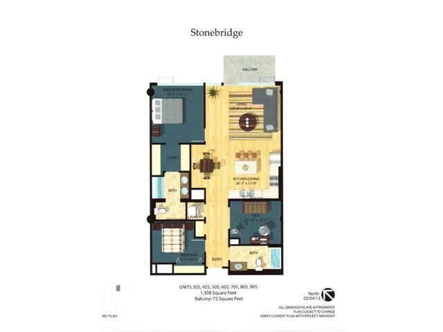 1120 S 2nd Street #805, Minneapolis, MN 55415 (#6076592) :: The Duddingston Group