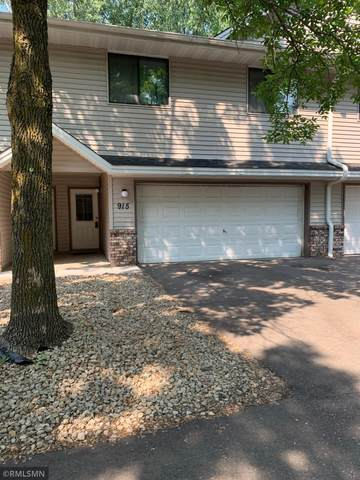 915 104th Lane NW, Coon Rapids, MN 55433 (#6076675) :: The Duddingston Group