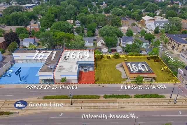 1647 University Avenue W, Saint Paul, MN 55104 (#6081453) :: Carol Nelson   Edina Realty