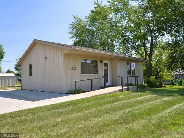 602 Pleasant Avenue S, Park Rapids, MN 56470 (#6081497) :: Holz Group