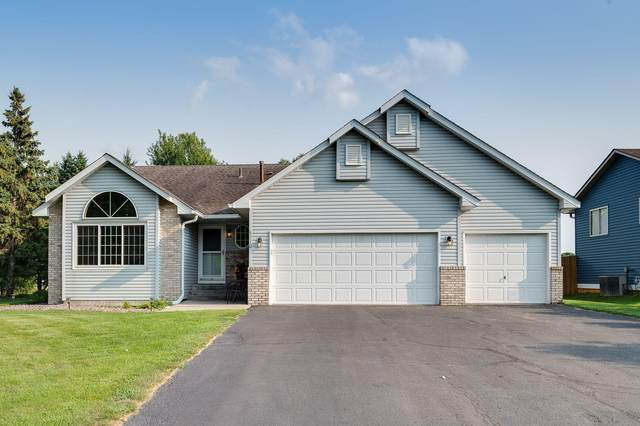 5710 145th Court NW, Ramsey, MN 55303 (#6082292) :: Holz Group
