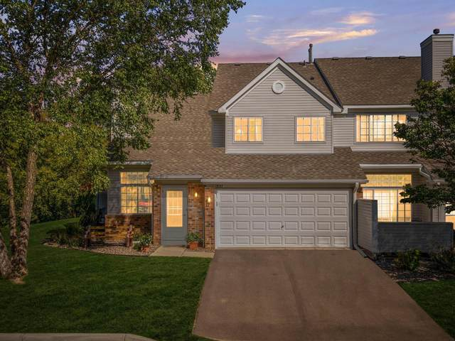 1897 N Ruby Court #53, Eagan, MN 55122 (#6083795) :: Twin Cities Elite Real Estate Group | TheMLSonline
