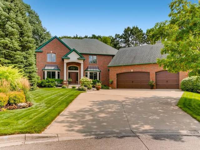 804 Amble Road, Shoreview, MN 55126 (#6084461) :: The Janetkhan Group