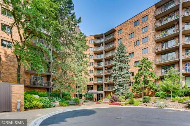 210 W Grant Street #505, Minneapolis, MN 55403 (#6084900) :: Carol Nelson | Edina Realty