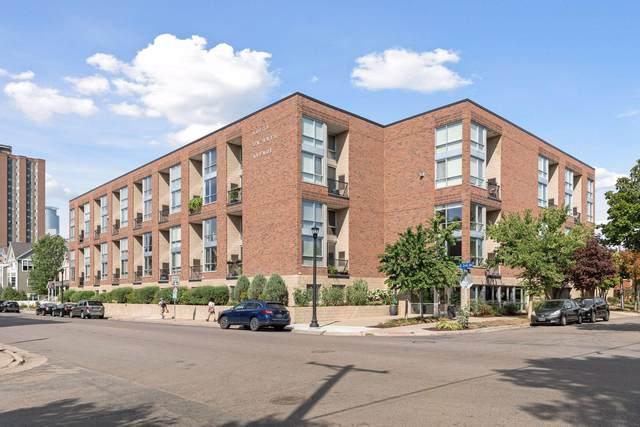 1829 3rd Avenue S #116, Minneapolis, MN 55404 (#6085454) :: The Pietig Properties Group