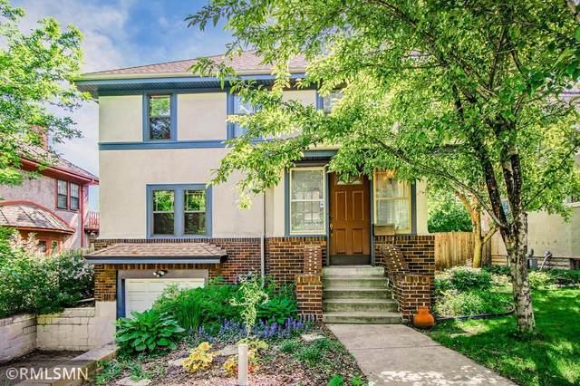 4905 Nicollet Avenue, Minneapolis, MN 55419 (#6087295) :: Lakes Country Realty LLC