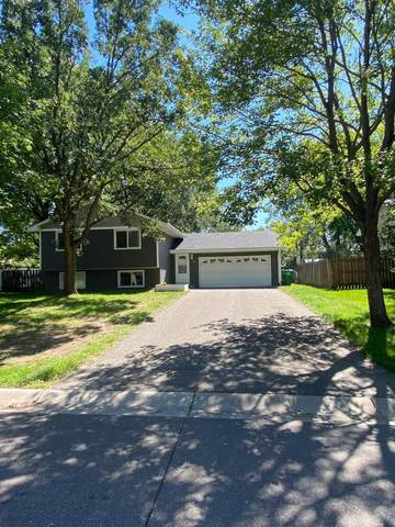 234 111th Avenue NW, Coon Rapids, MN 55448 (#6087556) :: Reliance Realty Advisers