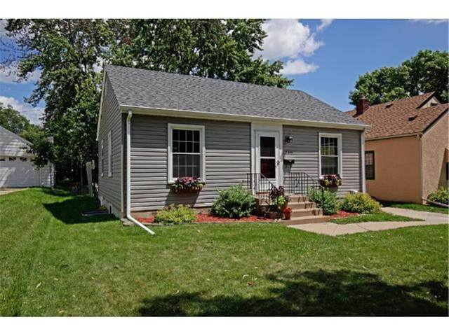 3515 Benjamin Street NE, Minneapolis, MN 55418 (#6089300) :: Bos Realty Group