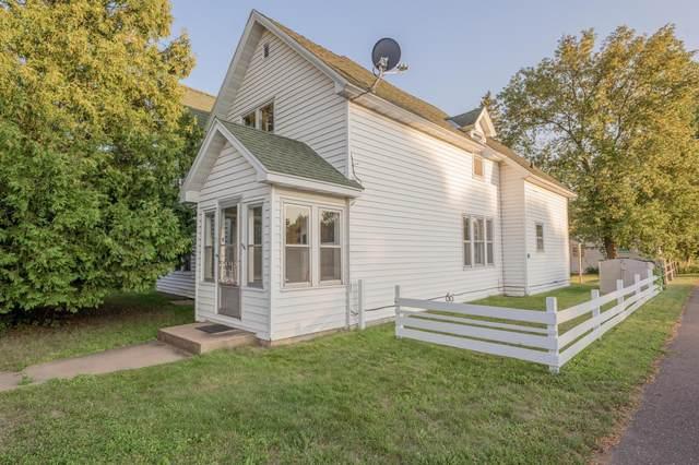 309 Oak Street, Spooner, WI 54801 (#6090599) :: Lakes Country Realty LLC
