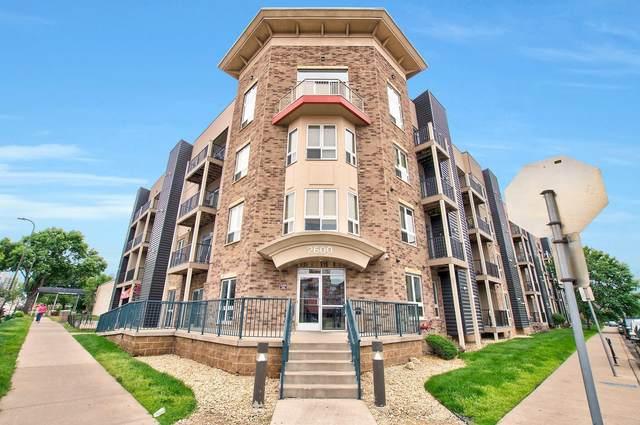 2600 University Avenue SE #206, Minneapolis, MN 55414 (#6090654) :: The Pietig Properties Group