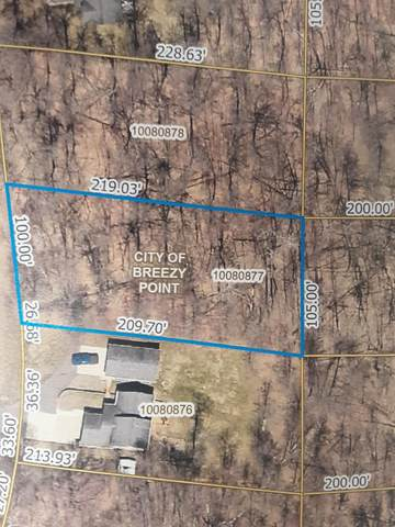 Lot 25 Scenic Overlook, Breezy Point, MN 56472 (#6092549) :: Twin Cities South