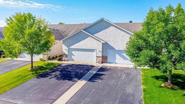 17896 Glasgow Way, Lakeville, MN 55044 (#6092930) :: The Janetkhan Group