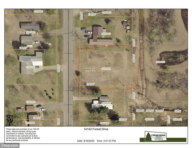 14142 Forest Drive, Baxter, MN 56425 (#6093819) :: The Pietig Properties Group