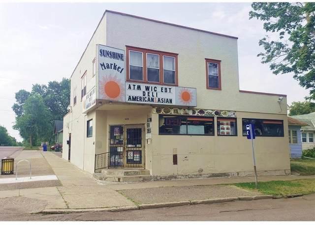 1658 7th Street E, Saint Paul, MN 55106 (#6094135) :: Holz Group
