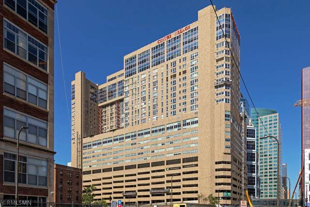 433 S 7th Street #1518, Minneapolis, MN 55415 (#6094380) :: Bos Realty Group