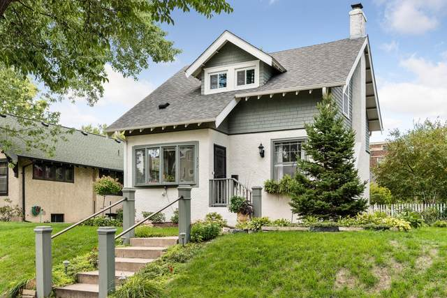 3721 Colfax Avenue S, Minneapolis, MN 55409 (#6094956) :: Bos Realty Group