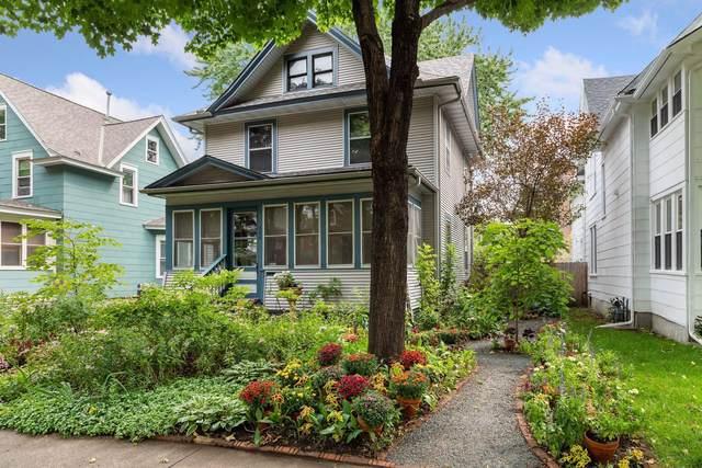 446 Herschel Street, Saint Paul, MN 55104 (#6095373) :: Holz Group