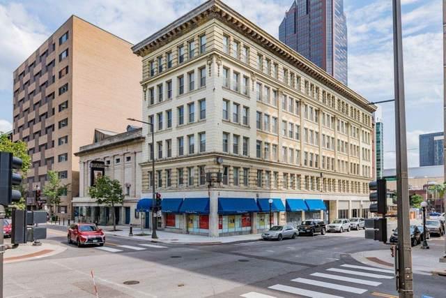 488 Wabasha Street N #405, Saint Paul, MN 55102 (#6095772) :: Helgeson Platzke Real Estate Group