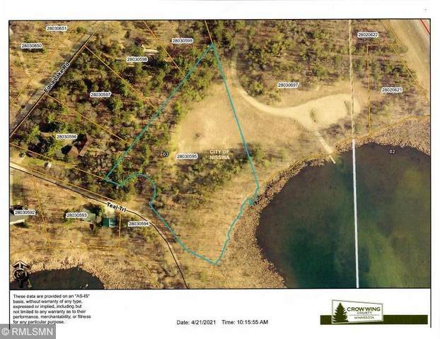 TBD Teal Trail, Nisswa, MN 56468 (#6096226) :: The Pietig Properties Group
