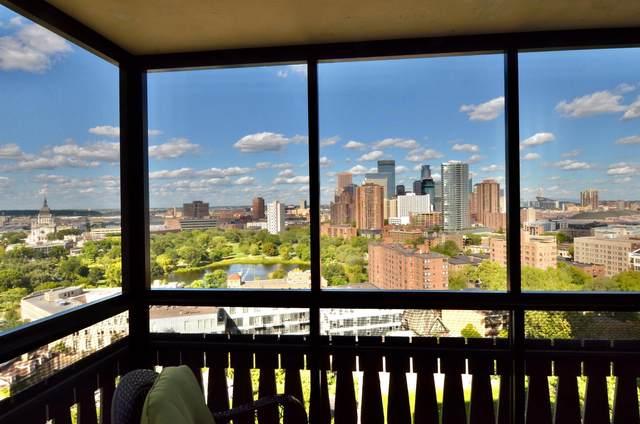 410 Groveland Avenue #1602, Minneapolis, MN 55403 (#6097588) :: Helgeson Platzke Real Estate Group