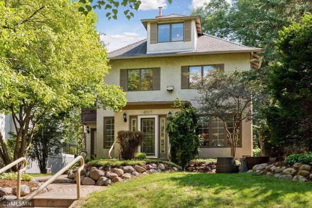 4105 Upton Avenue S, Minneapolis, MN 55410 (#6097729) :: Bos Realty Group