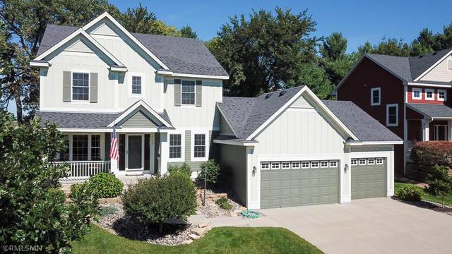 2520 Cottage Grove Crest, Woodbury, MN 55129 (#6097827) :: The Janetkhan Group