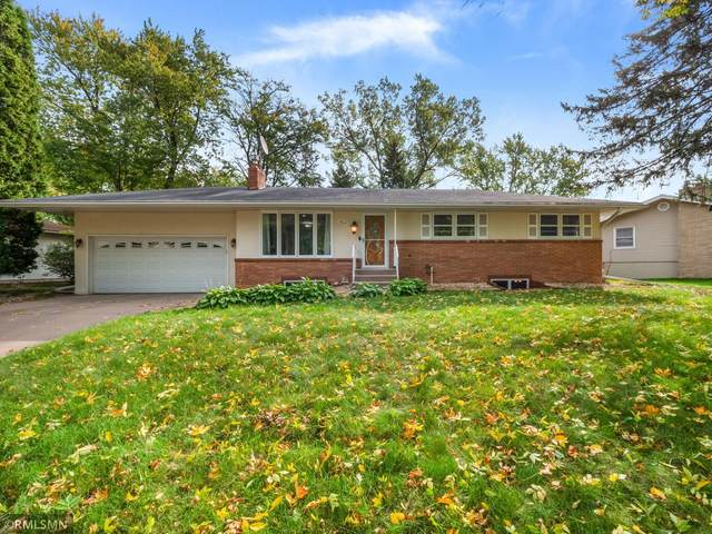 3068 Lydia Court, Roseville, MN 55113 (#6098311) :: Reliance Realty Advisers