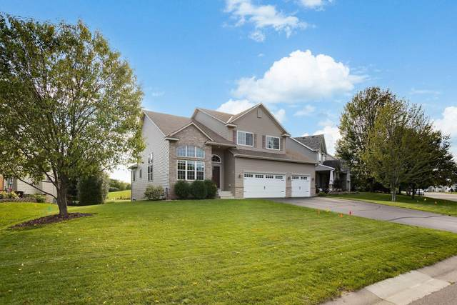 2810 White Eagle Drive, Woodbury, MN 55129 (#6099823) :: Lakes Country Realty LLC