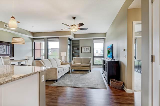 4730 Park Commons Drive #305, Saint Louis Park, MN 55416 (#6100367) :: Helgeson Platzke Real Estate Group