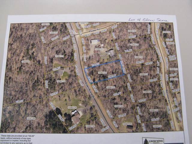 Lot 4 Green Scene, Breezy Point, MN 56472 (#6101133) :: Lakes Country Realty LLC