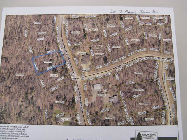 Lot 7 Green Scene, Breezy Point, MN 56472 (#6101160) :: Twin Cities South