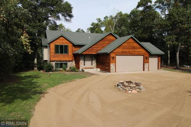 34547 West Shore Drive, Crosslake, MN 56442 (#6101760) :: The Janetkhan Group