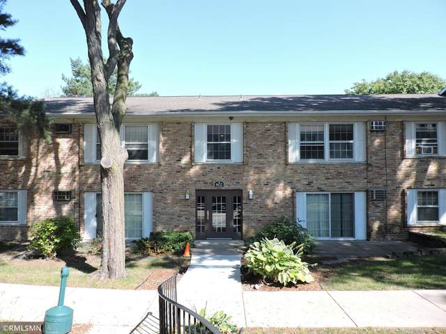 802 Old Settlers Trail #6, Hopkins, MN 55343 (#6101934) :: The Duddingston Group