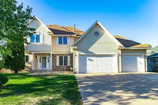 732 Spring Hill Circle, Woodbury, MN 55125 (#6102216) :: Lakes Country Realty LLC