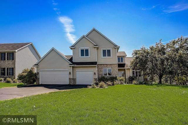 10271 Raleigh Road, Woodbury, MN 55129 (#6102239) :: The Janetkhan Group