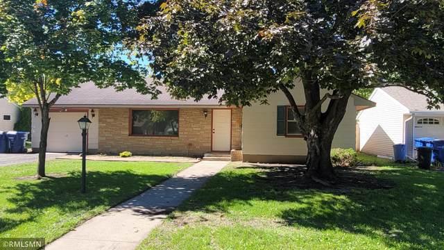 1311 11th Avenue N, Saint Cloud, MN 56303 (#6102282) :: Lakes Country Realty LLC
