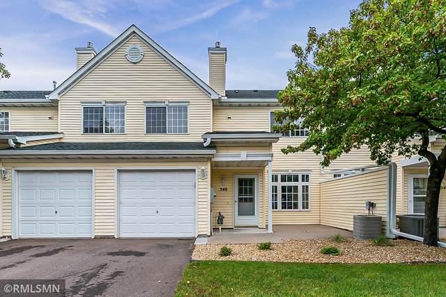 540 Aqua Circle, Lino Lakes, MN 55014 (#6102505) :: Twin Cities Elite Real Estate Group | TheMLSonline