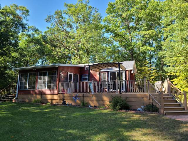 28137 Overland Trailway, Webster, WI 54893 (#6102825) :: Carol Nelson | Edina Realty