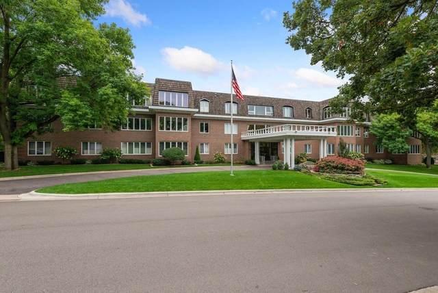 6105 Eden Prairie Road A15, Edina, MN 55436 (#6103038) :: The Michael Kaslow Team