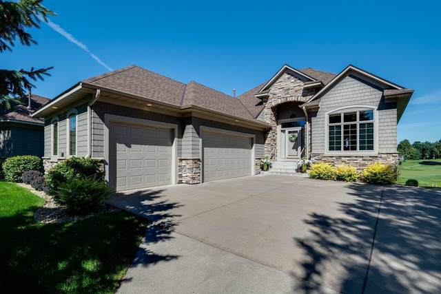 2307 Lehman Lane NE, Blaine, MN 55449 (#6103180) :: The Preferred Home Team