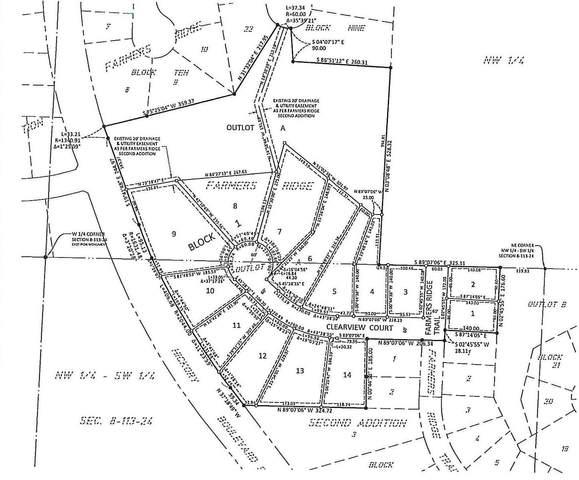 Lot 1 Farmers Ridge Trail, Belle Plaine, MN 56011 (#6103287) :: Reliance Realty Advisers