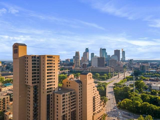 110 1st Avenue NE F506, Minneapolis, MN 55413 (#6103540) :: The Duddingston Group