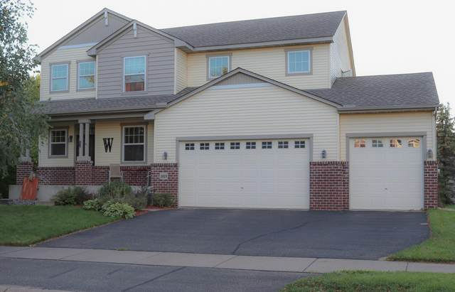 1018 Cobblestone Road N, Champlin, MN 55316 (#6104430) :: The Pietig Properties Group
