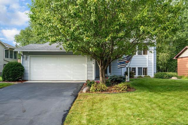 6586 21st Street N, Oakdale, MN 55128 (#6104474) :: The Preferred Home Team
