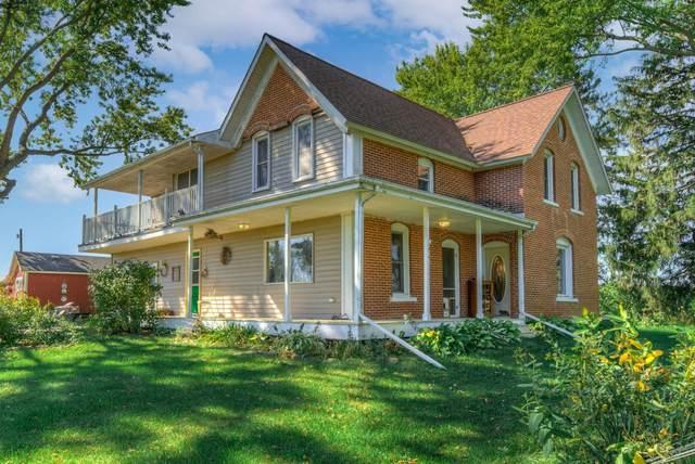 W6043 County Road N, Beldenville, WI 54003 (#6104496) :: The Pietig Properties Group
