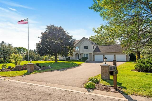 4040 Dorchester Drive, Woodbury, MN 55129 (#6104794) :: Twin Cities Elite Real Estate Group   TheMLSonline