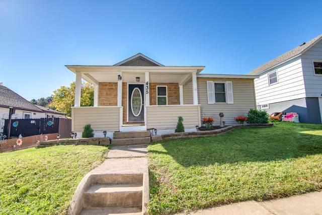 435 Pine Street, Glenwood City, WI 54013 (MLS #6105014) :: RE/MAX Signature Properties