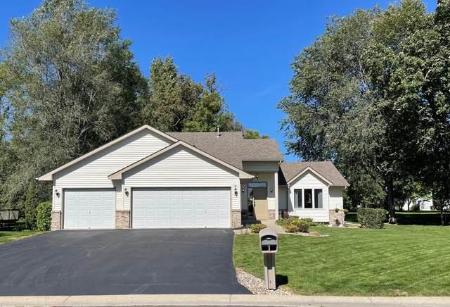 1708 Pond Lane, Waconia, MN 55387 (#6105035) :: Reliance Realty Advisers