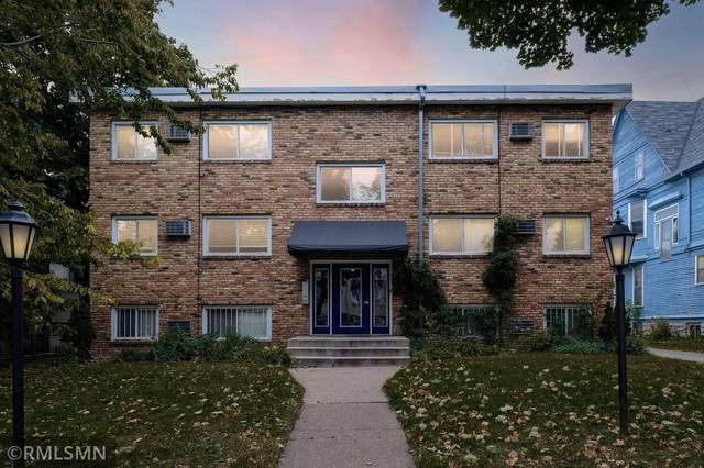 440 Ridgewood Avenue #3, Minneapolis, MN 55403 (#6105105) :: The Duddingston Group
