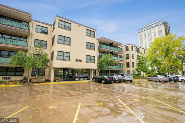 3150 Excelsior Boulevard #308, Minneapolis, MN 55416 (#6105354) :: Bos Realty Group